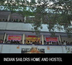 Indian Sailors Home and Hostel, Mumbai
