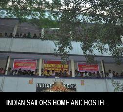 Indian Sailors Home and Hostel, Mumbai