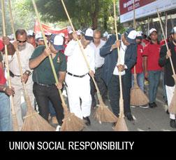 UNION SOCIAL RESPONSIBILITY (USR)