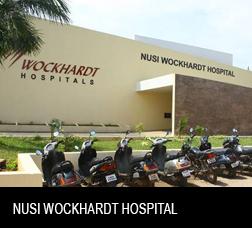 NUSI WOCKHARDT HOSPITAL IN GOA