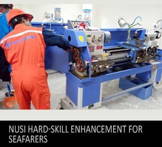 NUSI Hard-Skill Enhancement for Seafarers