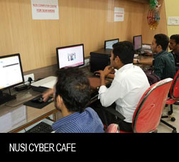 NUSI Cyber Cafe