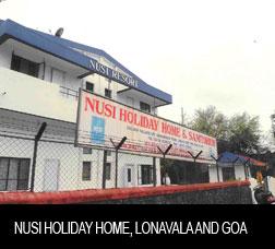 NUSI Holiday Home, Lonavala and Goa