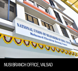 NUSI Branch Offices