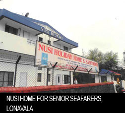 NUSI Home for Senior Seafarers, Lonavala