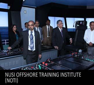 NUSI Offshore Training Institute (NOTI)