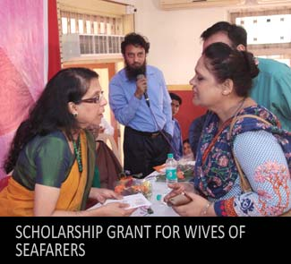 NUSI Scholarship Grant for Wives of Seafarers