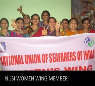 NUSI Women's Wing Member